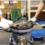 Manutenção em válvulas industriais