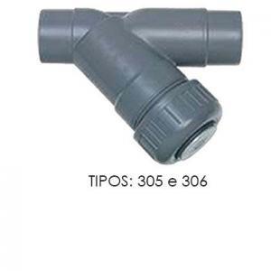 Filtros Y  Tipos: 305 e 306